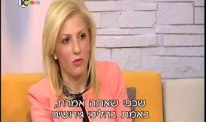 הוצאת דיבה במהלך גירושין – אביבית מוסקוביץ'